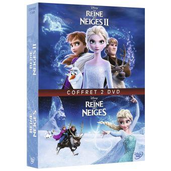 Frozen, La reine des neigeFROZEN 1 + 2-BIL