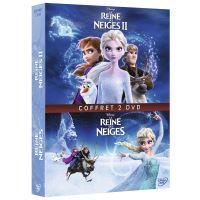 Coffret La Reine des neiges DVD
