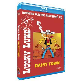 Lucky LukeLucky Luke Daisy Town Blu-ray
