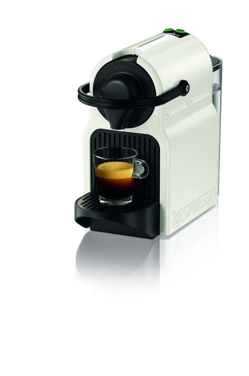 Nespresso Inissia Blanche expresso à capsules krups nespresso inissia blanche yy1530 - fnac.be