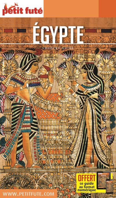 Egypte 2018 petit fute + offre num