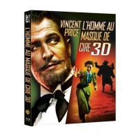 L'Homme au masque de cire Combo Blu-Ray 3D