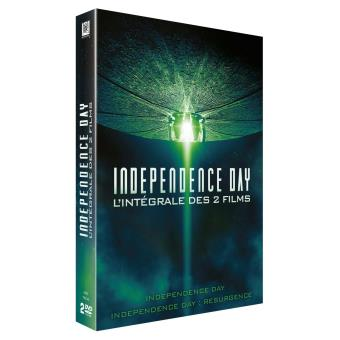 Independence DayIndependence Day Coffret 2 DVD