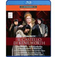 Il Castello Di Kenilworth Blu-ray