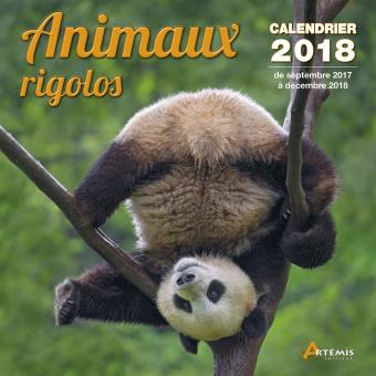 calendrier 2018 animaux rigolos broch collectif achat livre fnac. Black Bedroom Furniture Sets. Home Design Ideas