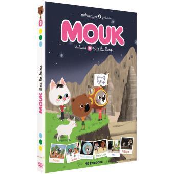 MoukMouk Volume 9 Sur la lune DVD