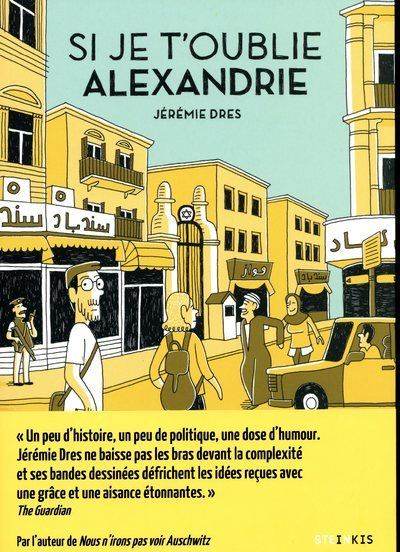 Si je t'oublie Alexandrie