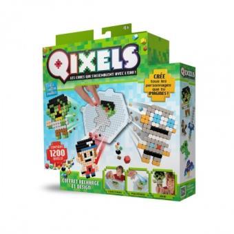 Kit Design vullingen Qixels