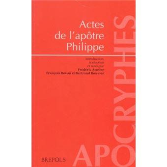 Actes de philippe