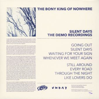 SILENT DAYS THE DEMO RECORDINGS