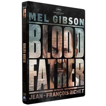 Blood Father Steelbook Blu-ray