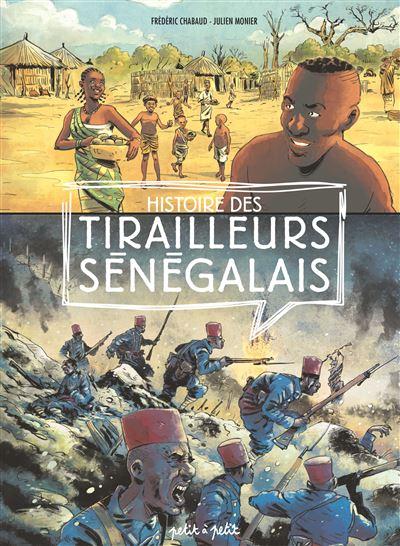Histoire des tirailleurs sénégalais en BD