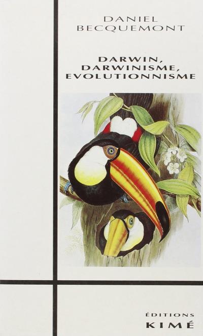 Darwin darwinisme évolutionnisme