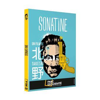 Sonatine Exclusivité Fnac DVD