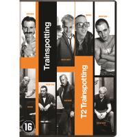 Trainspotting 1+2 - 2 DVD - Nl/Fr