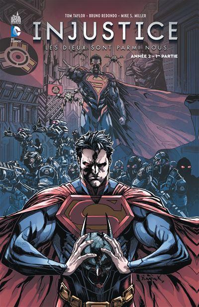 Injustice, les Dieux sont parmi nous - Injustice - tome 3 - Injustice Les Dieux Sont Parmis Nous