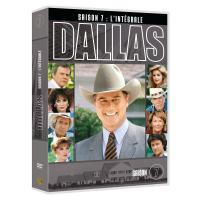Dallas Coffret intégral de la Saison 7 - DVD