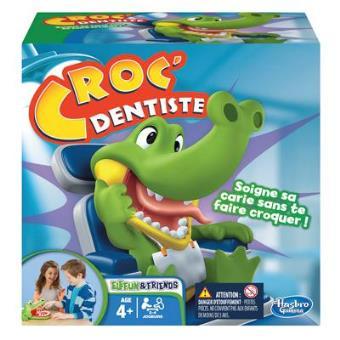 [Jeu] Suite d'images !  - Page 15 Croc-Dentiste-Hasbro