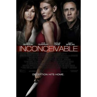 Inconceivable NL BLURAY