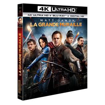 La grande muraille Blu-ray 4K Ultra HD