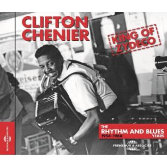 RHYTHM AND BLUES YEARS 1954-1960