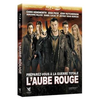 L'aube rouge Combo Blu-ray DVD