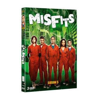 MisfitsMisfits/saison 5