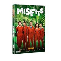 Misfits Saison 5 DVD