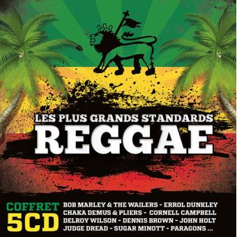 Plus grands standards reggae/5 cd