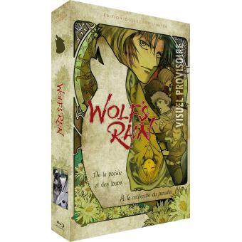 Wolf's rainWOLF S RAIN-FR-BLURAY