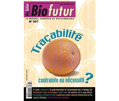 Biofutur : Traçabilité : contrainte ou nécessité ?