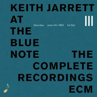 At the blue note third cd