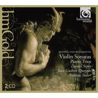 Sonates pour piano et violon - Trios avec piano