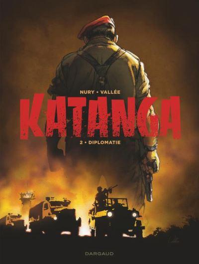 Katanga - Tome 2 - Katanga - tome 2 - 9782205170337 - 9,99 €