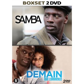 SAMBA+DEMAIN TOUT COMMENCE-COFFRET-BIL