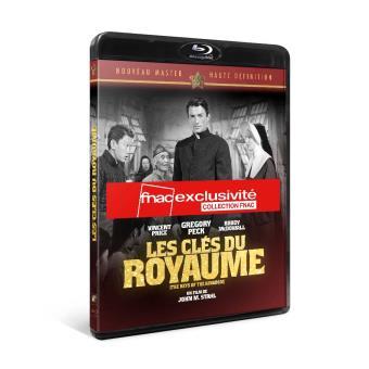 Les clés du royaume Exclusivité Fnac Blu-ray
