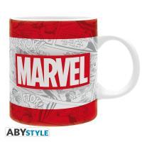 Mug Marvel Logo Classic ABYstyle 320 ml