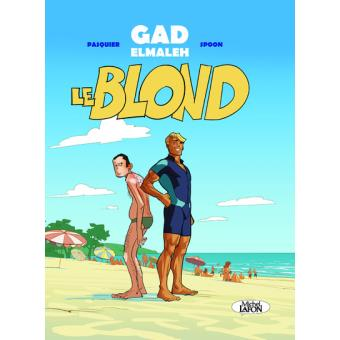 spectacle gad elmaleh le blond