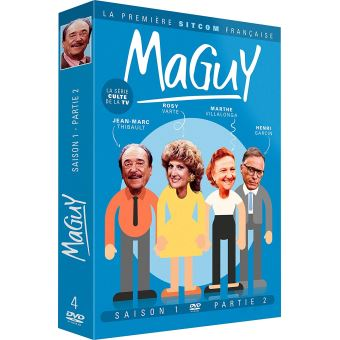 MaguyMaguy Saison 1 Partie 2 DVD