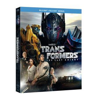 TransformersTransformers The Last Knight Blu-ray