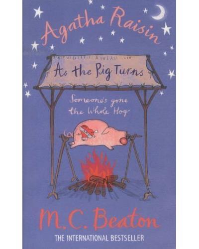 Agatha Raisin enquête -  : As the pig turns