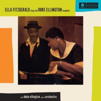 SINGS THE DUKE ELLINGTON/LP