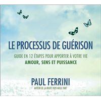 Le processus de guérison - Guide en 12 étapes pour apporter à votre vie - Amour, sens et puissance - Livre audio 2CD