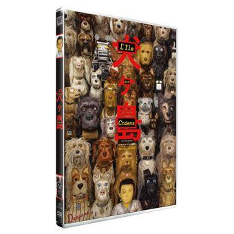 L'Île aux Chiens DVD