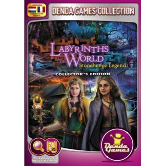 Labyrinths Of The World - Stonehenge Legend (Collectors Edition) FR/NL PC