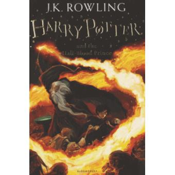 Harry Potter Tome 6 Harry Potter And The Half Blood Prince