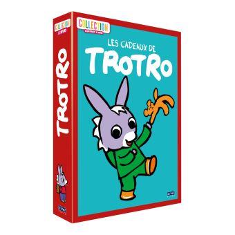 Coffret Les Cadeaux De Trotro Dvd Dvd Zone 2 Achat Prix Fnac