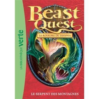 Beast QuestBeast Quest 43 - Le serpent des montagnes