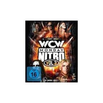 WWE Very Best of WCW Nitro DVD
