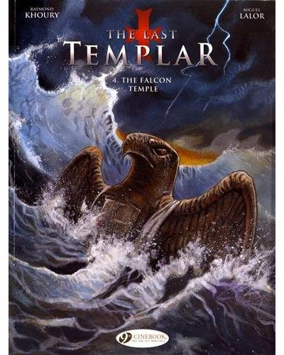The last Templar - tome 4 The falcon temple